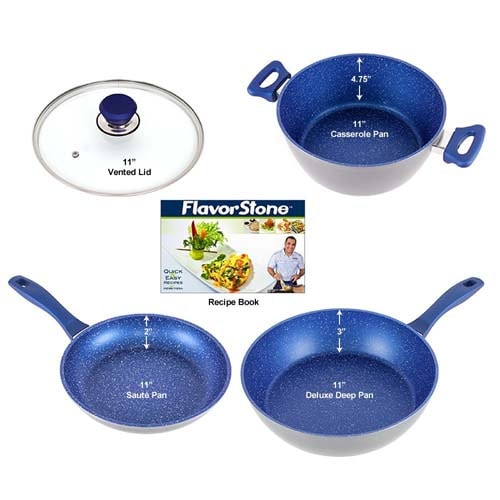 reviews on flavorstone cookware