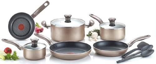 T Fal Metallics Cookware Review