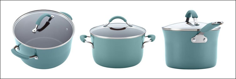 rachel ray cucina cookware review