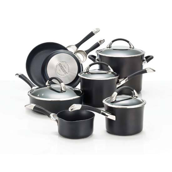 Circulon Symmetry Hard Anodized Cookware Review