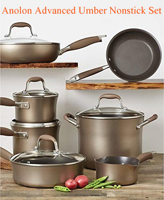 Anolon Advanced Umber Cookware Reviews