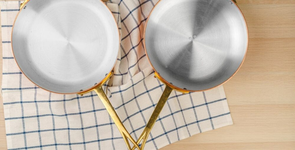 Are Old Aluminum Pans Safe to Use