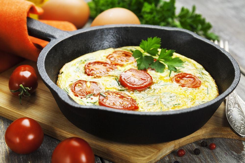 Are cast iron pans oven-safe