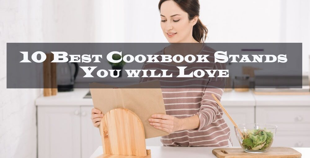best cookbook stands