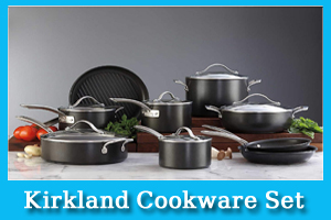 Kirkland Stainless Steel Cookware Review