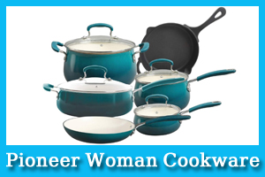 pioneer woman cookware set reviews