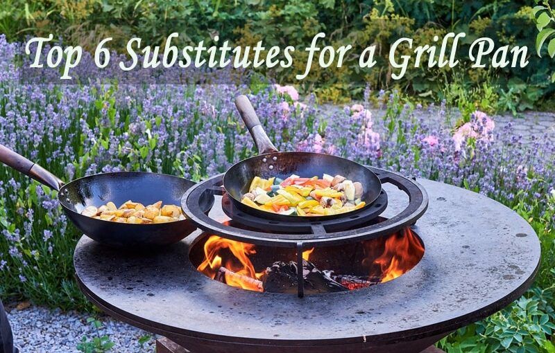 Substitutes for a Grill Pan