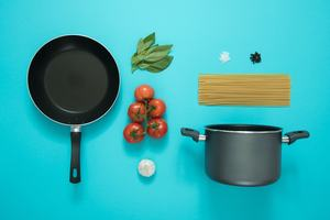 What is Titanium Cookware Made of