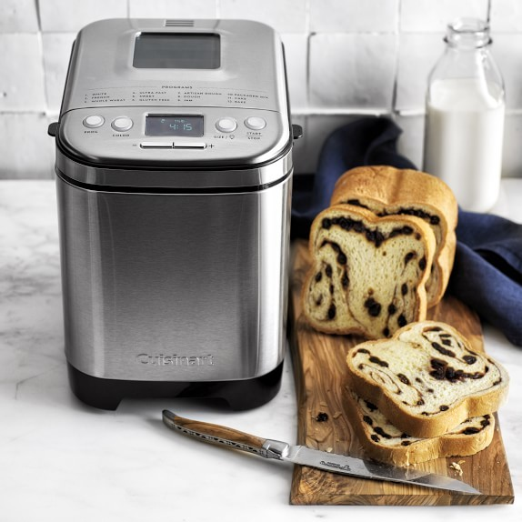 Why buy cuisinart bread maker