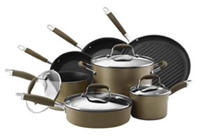 Reviews for Anolon Cookware