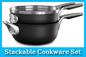 best stackable cookware sets