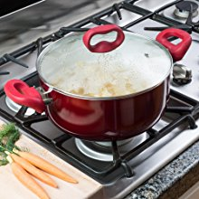 ecolution cookware Silicone Handles